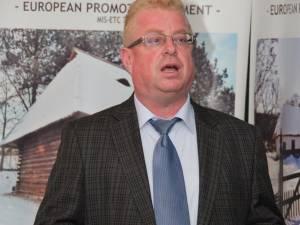 Alexandru Rădulescu, vicepreşedinte al Consiliului Judeţean