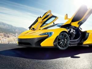 McLaren P1, supercarul de 1 milion de euro
