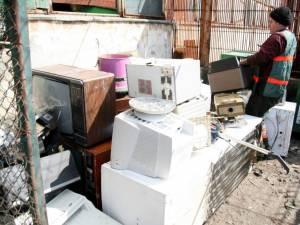 Deşeuri electrice şi electronice (DEEE)