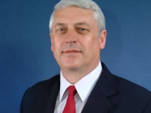 Inspectorul şcolar general, prof. Gheorhe Lazăr