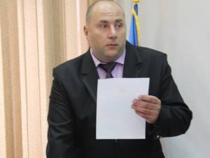 Consiliul Judeţean Suceava are un nou membru, în persoana juristului Petru Preutescu, de la PP-DD