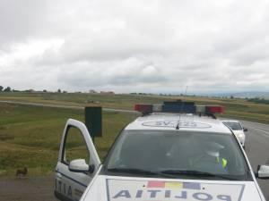 Nouă radare în cascadă au acţionat pe raza judeţului, plus încă trei la  Bistriţa-Năsăud