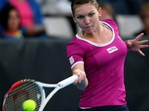 Jucătoarea de tenis Simona Halep