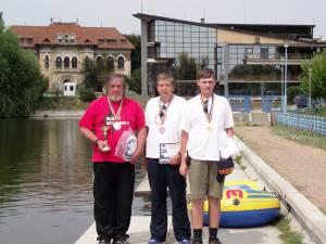 Familia Catană a triumfat la Campionatul Naţional de Navomodele