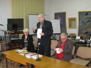 """Cenaclul Literar """"Mihail Iordache"""""""