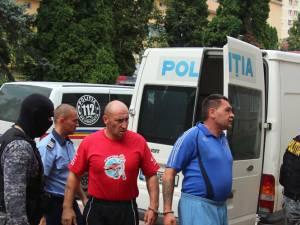 Mihai Manoliu şi Adolf Cristian Neuburger au fost arestaţi preventiv pentru o perioadă de 29 de zile