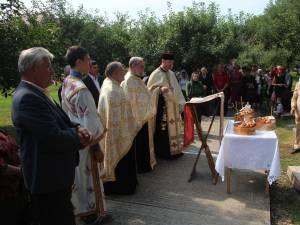 Zeci de credincioşi au participat la hramul Bisericii Sfântul Simion din Suceava