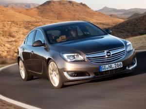 Opel a demarat producția noului Insignia