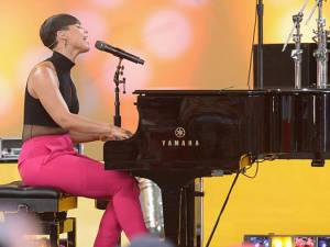 Alicia Keys, schimbare radicală de look