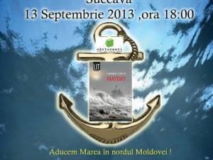 """Volumul de nuvele și povestiri """"May Day"""", lansat la Librăria Cărturești"""