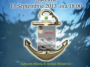 """May Day, """"cartea unui marinar, cu şi despre marinari"""", la Librăria Cărturești"""