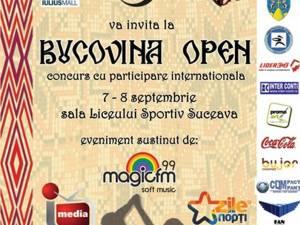 """Concursul de dans sportiv """"Bucovina Open"""", la Liceul cu Program Sportiv din Suceava"""