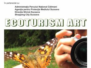 """La Shopping City Suceava, astăzi, vernisajul Expoziţiei - concurs de artă vizuală """"Ecoturism Art"""""""