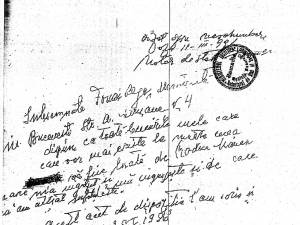 Aşa-zisul testament din 1986 şi în urma căruia aproape 3.900 de hectare de pădure din proprietatea Direcţiei Silvice Suceava au ajuns pe mâna unei persoane particulare