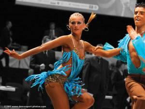 """Concursul de dans sportiv """"Bucovina Open"""" se va desfăşura în zilele de 7 şi 8 septembrie, la Suceava în sala LPS"""