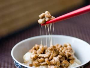 Natto, un produs japonez pe bază de boabe de soia fermentate, duce la creşterea nivelului poliaminelor din sângele oamenilor