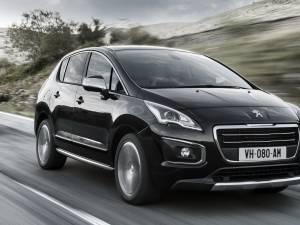 Peugeot retușează aspectul crossoverului 3008