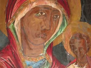 """Icoana făcătoare de minuni a Maicii Domnului ,,Odighitria"""" de Baytali ajunge pentru o zi la Suceava"""