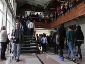 188 de candidaţi în prima zi de înscrieri la USV, în sesiunea de toamnă