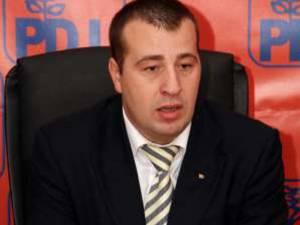 Liderul grupului consilierilor democrat-liberali din CL Suceava, Lucian Harșovschi