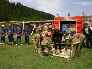 ISU Suceava, locul IV la două concursuri naţionale