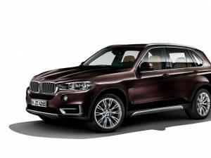 BMW X5 primește mai mult lux cu pachetul Individual