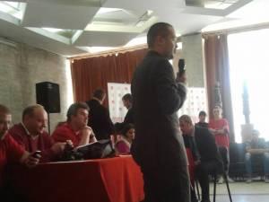 Alexandru Solcan, noul preşedinte al tineretului PSD