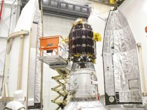 Agenţia spaţială americană (NASA) a lansat cu succes, vineri seară, o nouă sondă spre Lună. Foto: MediaFax