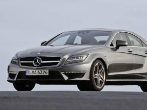 Mercedes va îmbunătăți luxosul coupe sportiv CLS