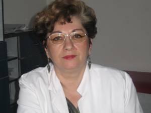 Purtătorul de cuvânt al medicilor de familie suceveni, dr. Irina Badrajan