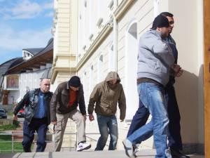 """Trei suspecţi au fost săltaţi în cazul acestei grupări, în aprilie 2012, printre ei şi  Radu Cozmin Tomaşciuc, condamnat acum  definitiv la patru ani de închisoare cu executare"""""""