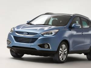 Hyundai dezvăluie la Frankfurt modelul actualizat ix35