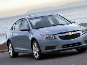 Chevrolet plănuiește un model hibrid în gama Cruze