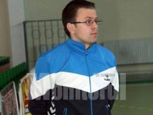 Antrenorul Răzvan Bernicu