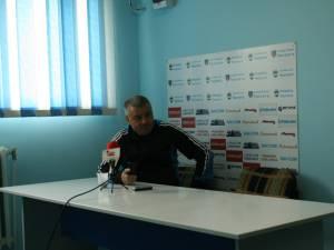 Marin Barbu speră că vor veni şi vremuri mai bune la Suceava