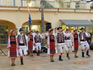 """Ansamblul Artistic Studenţesc """"Arcanul USV"""" a susţinut opt spectacole în Portugalia"""