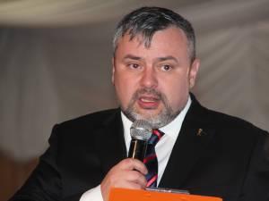 Noul preşedinte al Organizaţiei Municipale Suceava a PDL, deputatul Ioan Balan