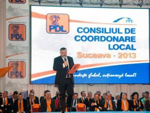 Ioan Balan a avut susţinerea conducerii centrale a PDL