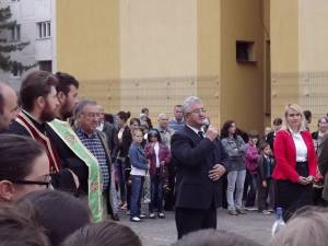 Primarul Ion Lungu, prezent la deschiderea noului an şcolar