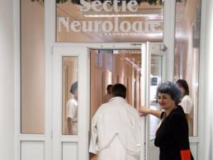 Unitatea de Urgenţă Neurovasculară ar urma să funcționeze în cadrul secţiei de Neurologie