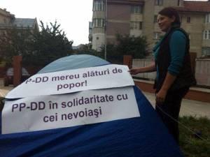 PP-DD Suceava a demarat o campanie de strângere de ajutoare pentru sinistraţii din judeţul Galaţi