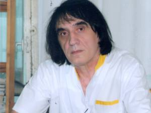 Medicul-şef al secţiei de Urologie, Nicolae Dobromir