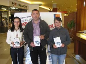 """Câştigători campanie """"Cel mai cool Back to school Iulius Mall"""" Suceava"""