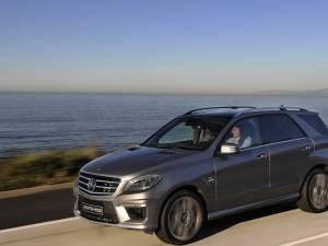 Mercedes MLC va ataca BMW X6