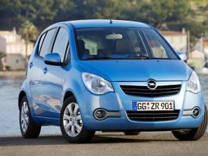 Opel lucrează la noua generație Agila