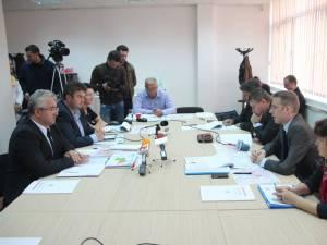 Autorităţile din Suceava şi Botoşani vor colabora pentru atragerea de fonduri europene
