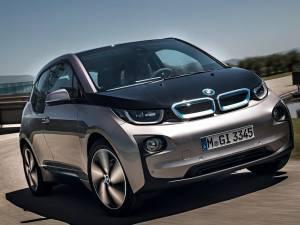 BMW a început producția modelului electric i3