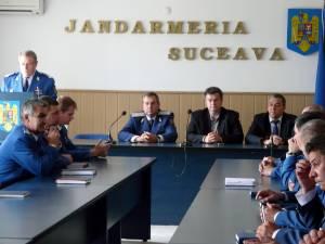 Festivitatea de trecere în rezervă a generalului de brigadă dr. Eugen Şalar şi activitatea de predare-primire a conducerii instituţiei