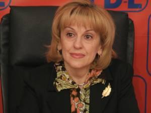 """Sanda-Maria Ardeleanu: """"Constatăm starea precară a celor mai multe din cabinetele stomatologice existente în şcoli"""""""