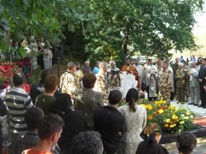 La mormântul din Păiseni unde îşi doarme somnul de veci Ion Grosaru va avea loc un parastas